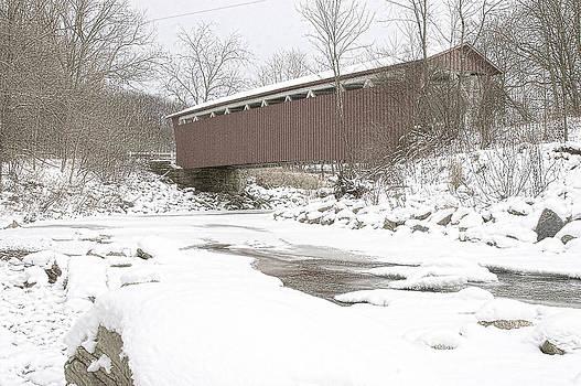 Jack R Perry - Everett Covered Bridge