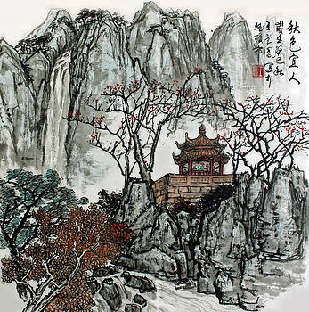 Fall Colors by Yufeng Wang