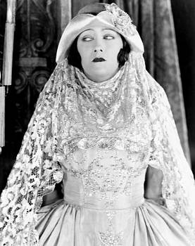 Fine Manners, Gloria Swanson, 1926 by Everett