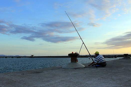 Fisherman by Yusron Rohim