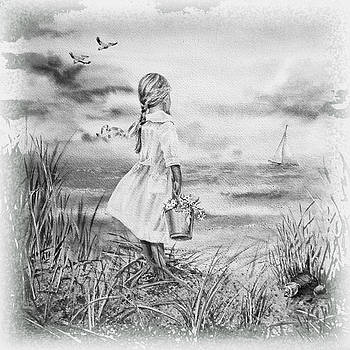 Irina Sztukowski - Girl And The Ocean