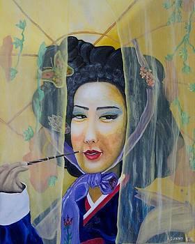 Gisaeng by Sunny  Kim