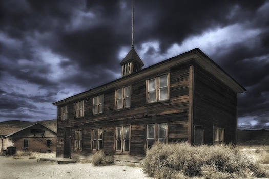 Green Street Schoolhouse by Kevin L Cole