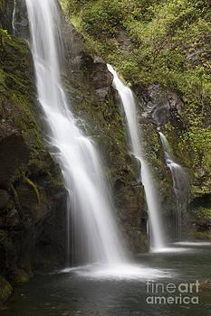 Hana Waterfall by David Olsen