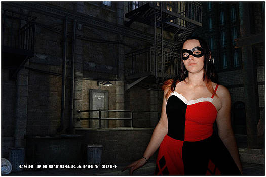 Harley Quinn by CSH Photography