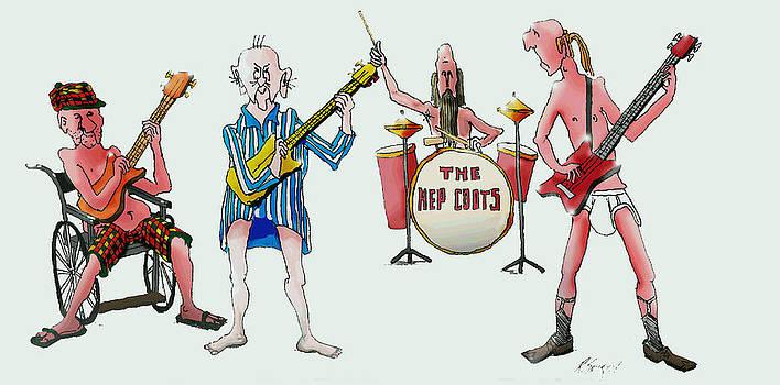 Hep Coots by R  Allen Swezey