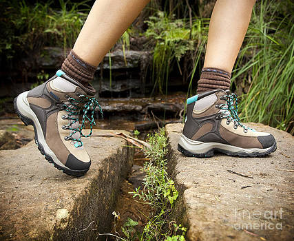 Tim Hester - Hiking Boots