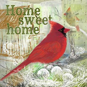 Home Sweet Home by Sharon Marcella Marston