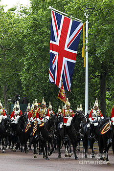 James Brunker - Household Cavalry Life Guards