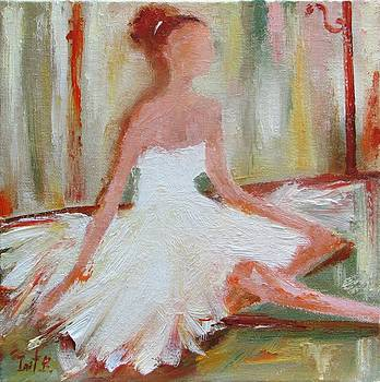 In The Studio by Irit Bourla
