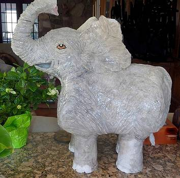 Is there an elephant in the room? by Debbie Limoli