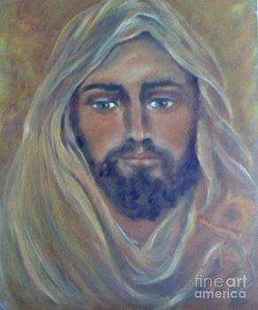 Jesus Christ by Suzanne Reynolds