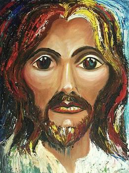 Suzanne  Marie Leclair - Jesus