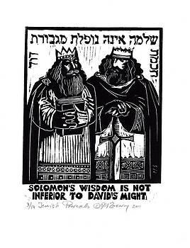 Jewish proverbs by Mikhail Zarovny