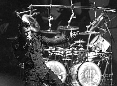 Kamelot by Luis Blanco