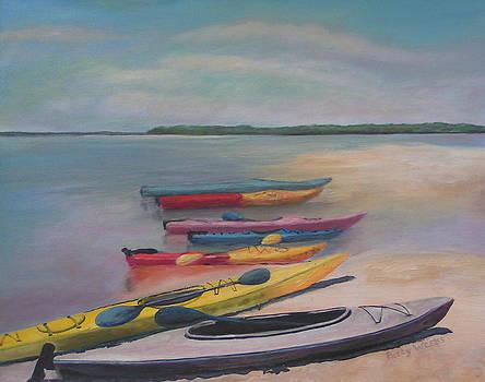 Kayaking Trip by Patty Weeks