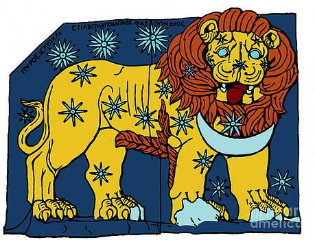 Science Source - Leo Constellation Zodiac Sign