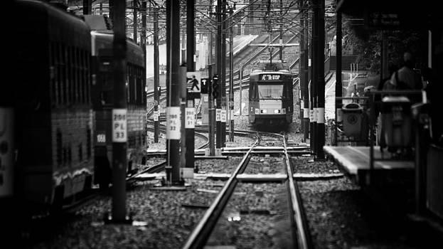 Light Railway by Kam Chuen Dung