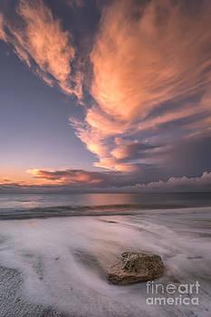 English Landscapes - Little Rock Sunset