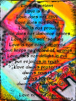 Love  by Sherry Flaker