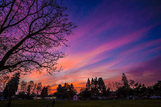 Magical Sky by Mike Lee