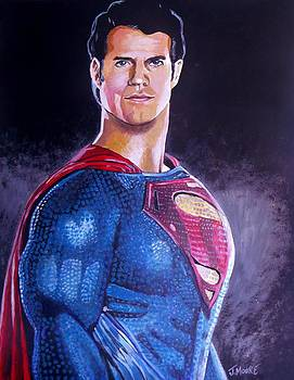 Jeremy Moore - Man Of Steel