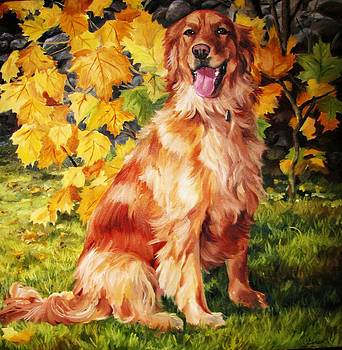 Marley by Cassandra Gallant
