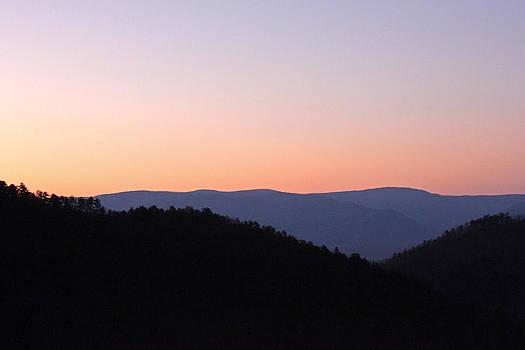 Carolyn Stagger Cokley - massanutten sunrise