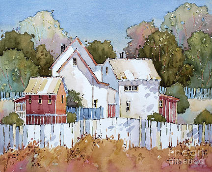 Joyce Hicks - Mendocino Moment