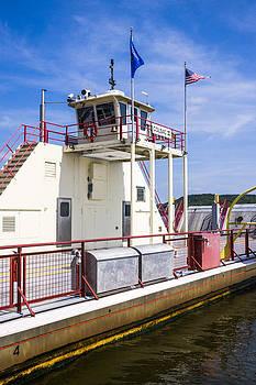 Steven Ralser - Merrimac Ferry - Wisconsin