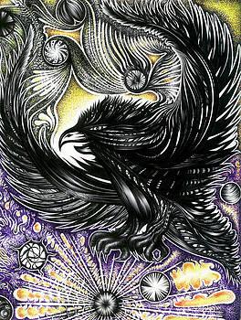 Adam Boshart - Night Hawk Spirit Bird