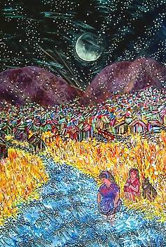 Night Sky by Jamison Smith