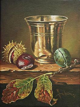 Nut by Dusan Vukovic