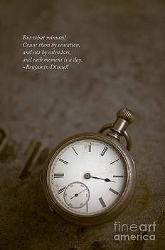 Edward Fielding - Old pocket watch