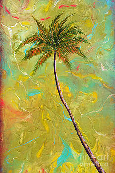 Palm Tree Studio 2 by Gabriela Valencia