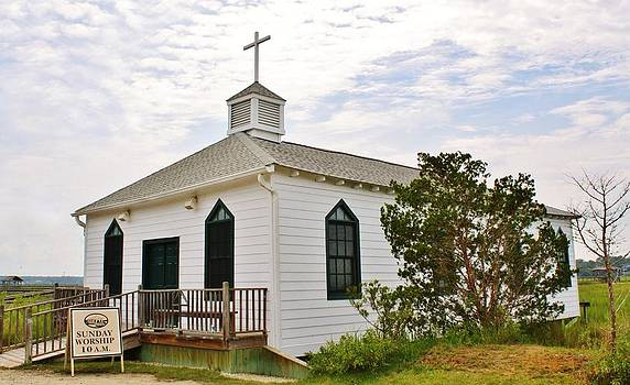 Paulette Thomas - Pawleys Island Church
