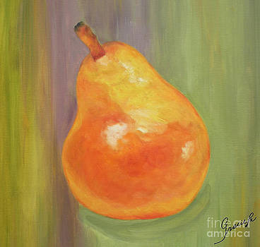 Pear by Graciela Castro