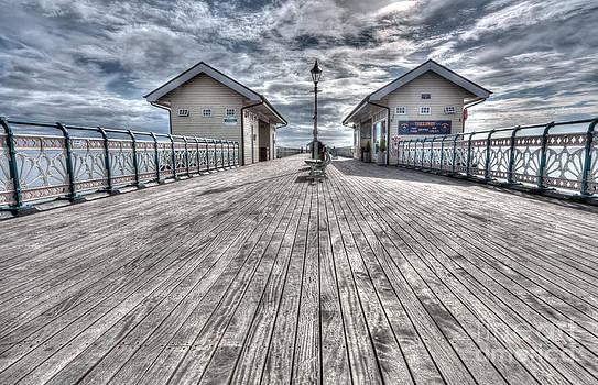 Steve Purnell - Penarth Pier 3
