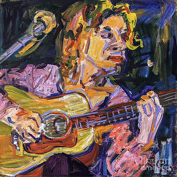 Ginette Fine Art LLC Ginette Callaway - Playing for Jimmy