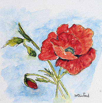 Poppy by Wade Binford