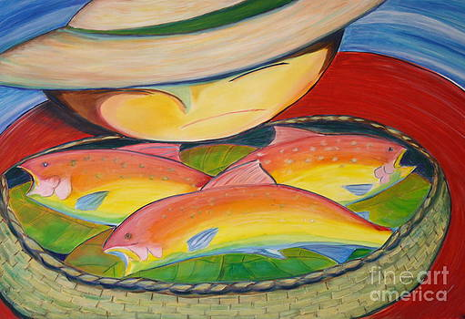 Rainbow Fish by Teresa Hutto