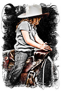 Ready for the ride by Denise Teague