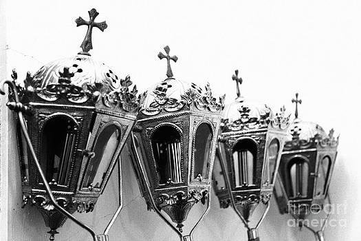 Gaspar Avila - Religious artifacts