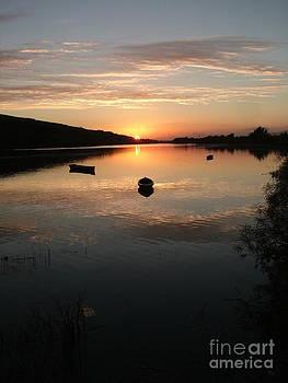 Joe Cashin - River Suir sunset