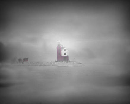 Scott Hovind - Round Island Lighthouse