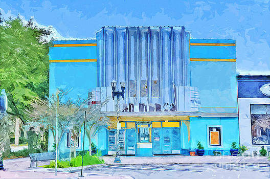 San Marco Theater by Ules Barnwell