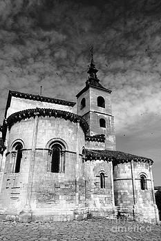 James Brunker - San Millan church Segovia