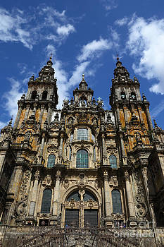 James Brunker - Santiago de Compostela