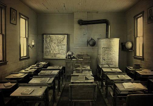 Terry Eve Tanner - School Days
