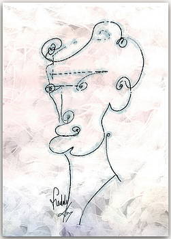 Freddy Kirsheh - Self portrait